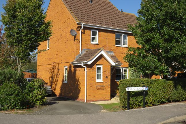 Thumbnail Semi-detached house for sale in Priors Grange, Salford Priors, Evesham