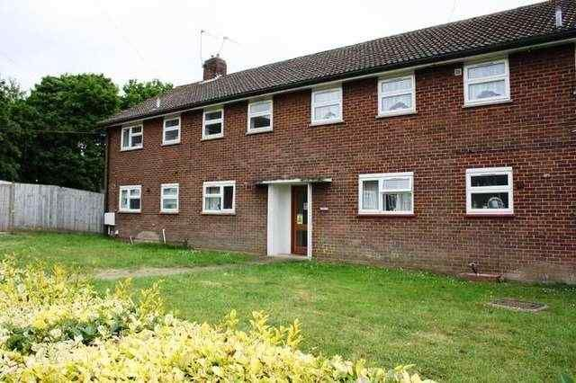 Thumbnail Flat to rent in Whitesmead Road, Stevenage