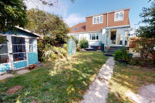 3 bed semi-detached house for sale in Downlands Close, Sompting, West Sussex BN15