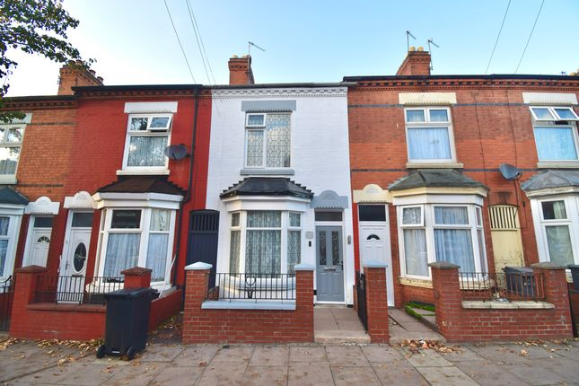 2 bed terraced house for sale in Morley Road, Spinney Hill, Leicester LE5
