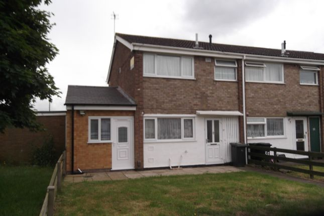 Thumbnail Semi-detached house to rent in Woodgreen Road, Leicester