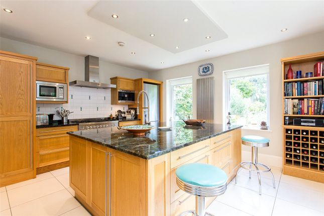 Thumbnail Detached house for sale in Grange Road, Bushey, Hertfordshire