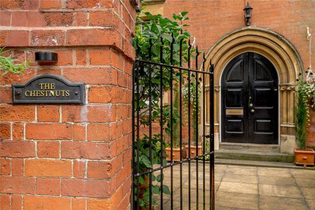 Entrance of The Chestnuts, 5 Kenilworth Road, Nottingham, Nottinghamshire NG7