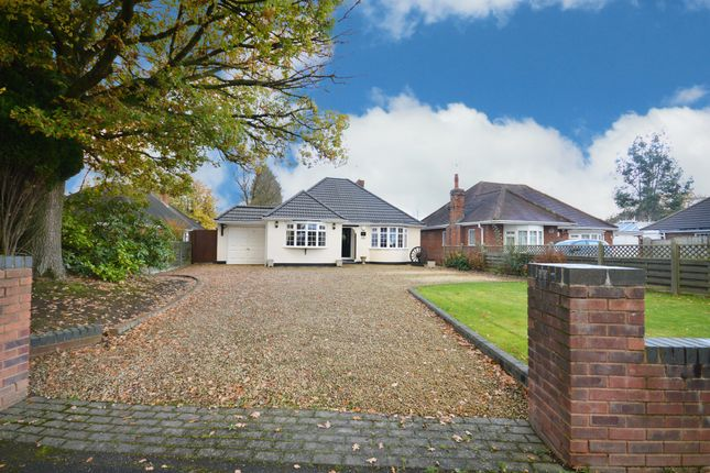 Thumbnail Detached bungalow for sale in Barkers Lane, Wythall, Birmingham