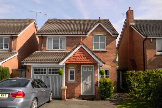 Thumbnail Detached house to rent in 15 Maes Glas, Hawarden, Flintshire