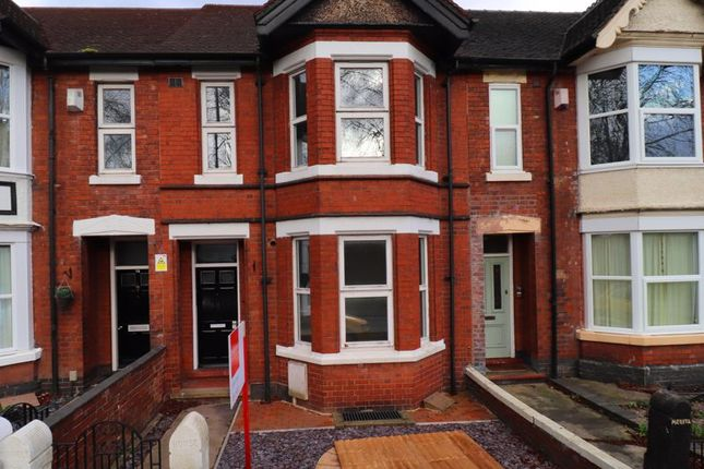 Thumbnail Terraced house to rent in Corporation Street, Stafford