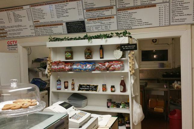Restaurant/cafe for sale in Cafe & Sandwich Bars SK14, Cheshire