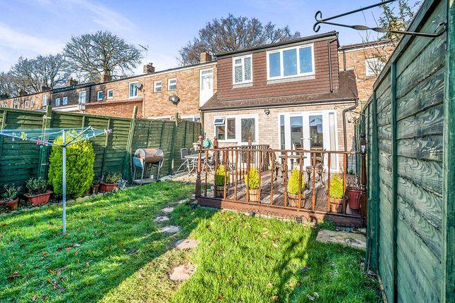 Thumbnail Terraced house for sale in Solway, Hemel Hempstead