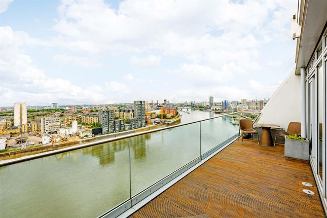 Balcony View of Ascensis Tower, Juniper Drive, Battersea Reach, Battersea Reach, London Sw118 SW18
