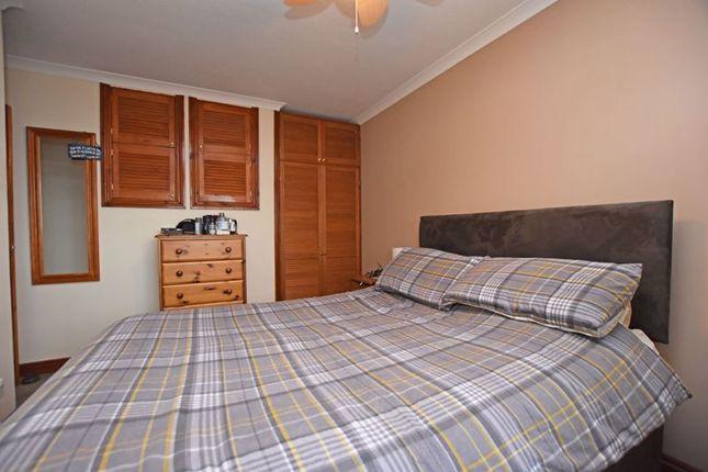 Bedroom of Princess Parc, Indian Queens, St. Columb TR9