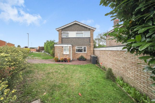 3 bed detached house for sale in Buchanan Drive, Luton LU2