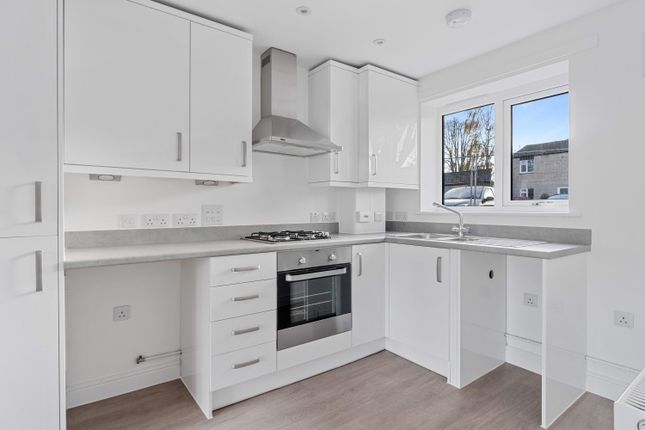 2 bedroom terraced house for sale in Isaacs Close, Street
