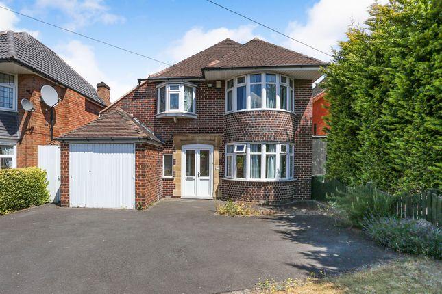 Thumbnail Detached house for sale in Marlborough Road, Castle Bromwich, Birmingham