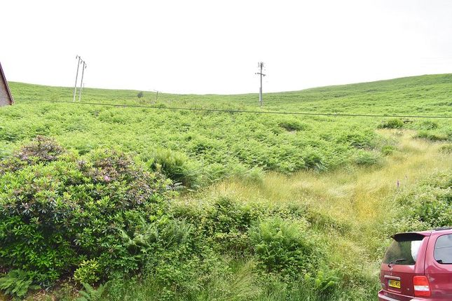 Thumbnail Land for sale in Plot 2 Bryn Road, Ogmore Vale, Bridgend.