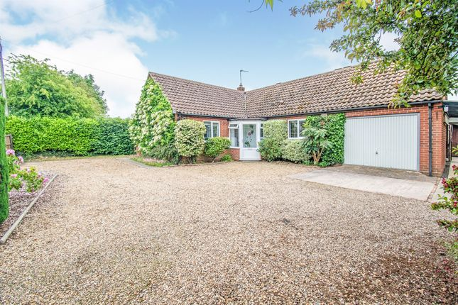 Detached bungalow for sale in Mill Road, Banningham, Norwich