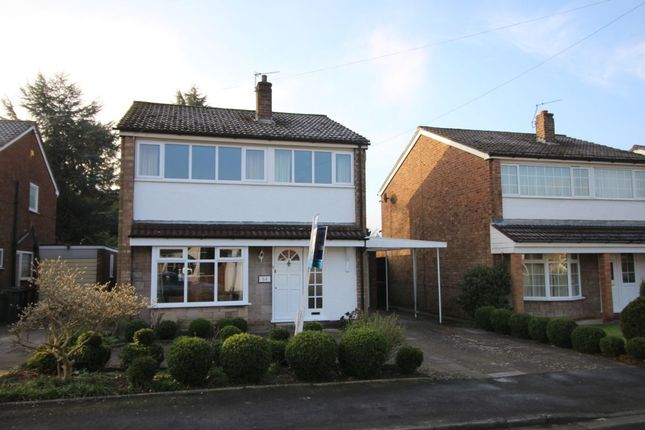 Thumbnail Detached house for sale in Abingdon Road, Bramhall, Stockport