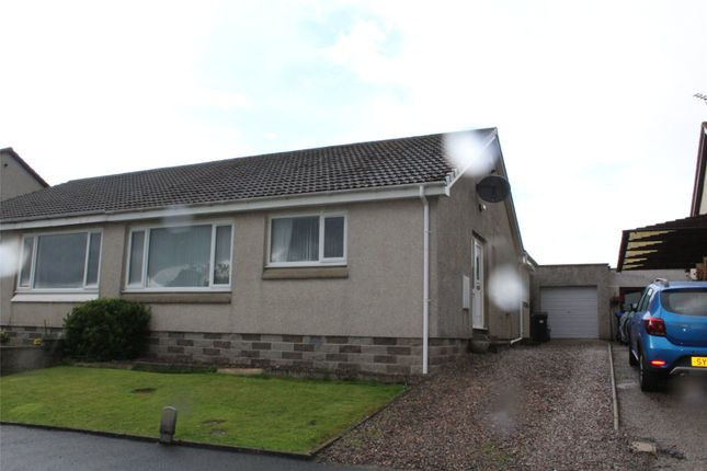 Thumbnail Semi-detached bungalow to rent in Brentfield Circle, Ellon, Aberdeenshire