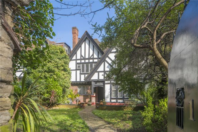 Thumbnail Detached house for sale in Vale Close, Maida Vale, London