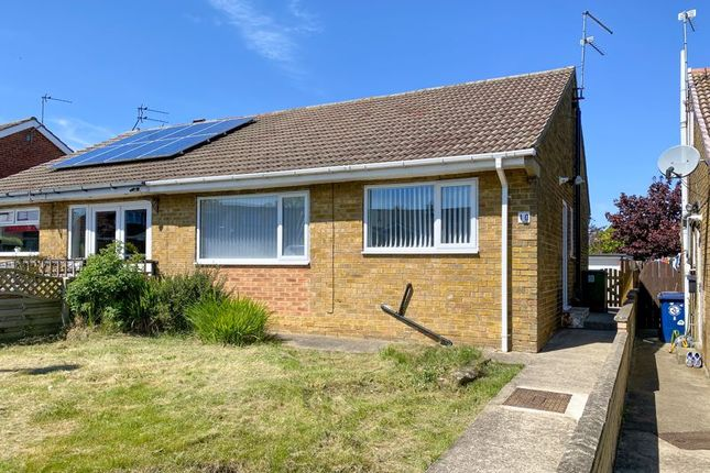 Thumbnail Semi-detached bungalow for sale in Newlands Road, Skelton-In-Cleveland, Saltburn-By-The-Sea