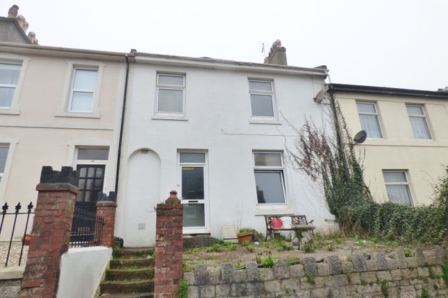 Thumbnail Terraced house for sale in Hartop Road, Torquay