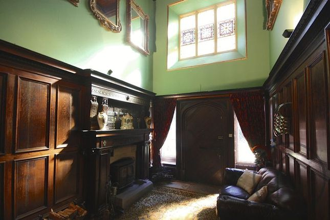 Entrance Hall of The Manor House, Fir Tree Grange, Howden Le Wear, Crook DL15