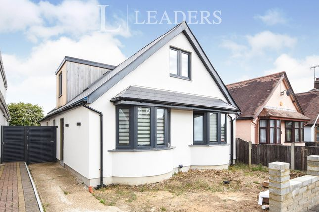 Thumbnail Bungalow to rent in The Drive, Broomfield, Chelmsford