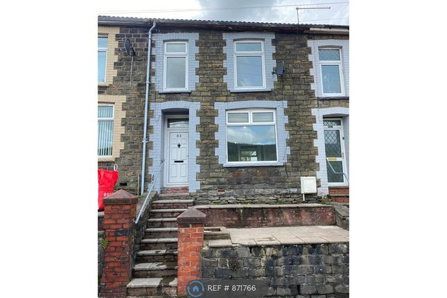 3 bed terraced house to rent in Clarence Street, Mountain Ash CF45