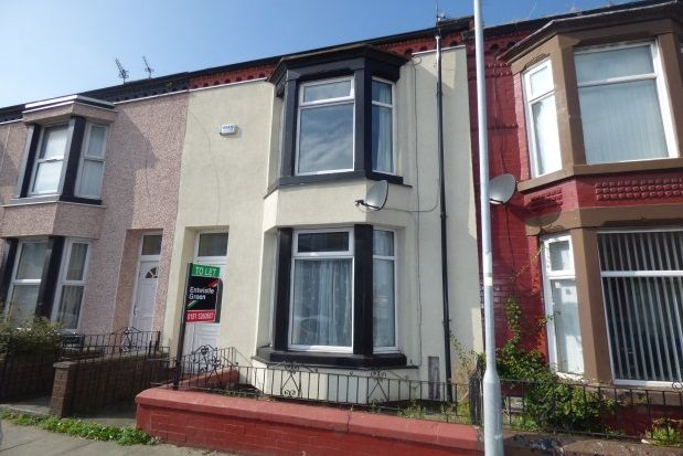 Thumbnail Property to rent in Boswell Street, Bootle