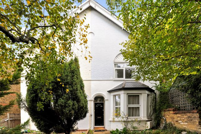 Thumbnail Semi-detached house to rent in Coombe Road, Kingston Upon Thames