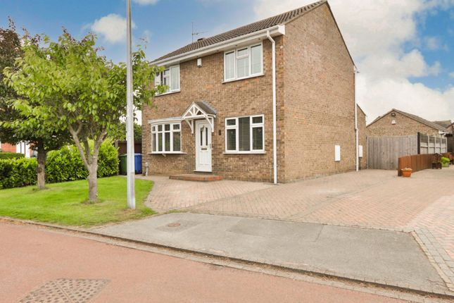 Thumbnail Detached house for sale in Villiers Court, Hedon, Hull