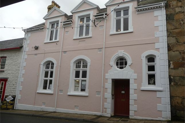 Thumbnail Terraced house for sale in The Old Sessions House, East Street, Newport, Pembrokeshire