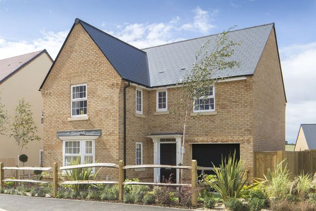 """Thumbnail Detached house for sale in """"Drummond"""" at Warkton Lane, Barton Seagrave, Kettering"""