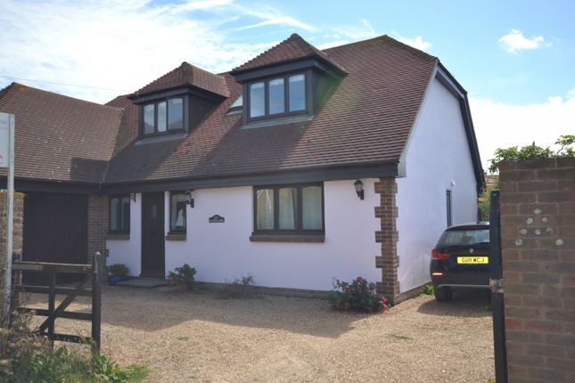 Thumbnail Detached house for sale in Oval Lane, Selsey