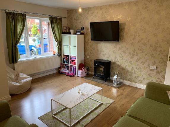 Lounge of Honeycomb Way, Northfield, Birmingham, West Midlands B31