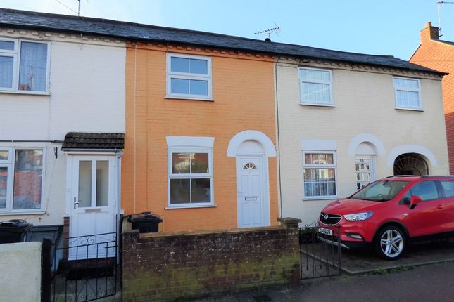 2 bed terraced house to rent in Spring Road, Brightlingsea, Colchester CO7