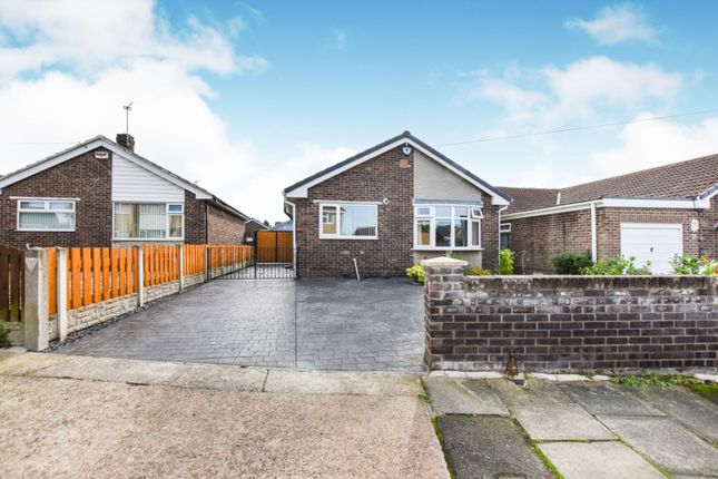 Thumbnail 2 bed detached bungalow for sale in Newby Crescent, Doncaster