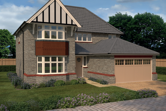 Thumbnail Detached house for sale in Tinkinswood Green, St Nicholas, Vale Of Glamorgan