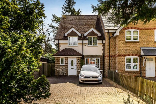 Thumbnail Semi-detached house for sale in Manor Avenue, Caterham, Surrey