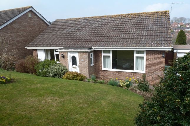 Thumbnail Bungalow to rent in Collins Road, Exeter
