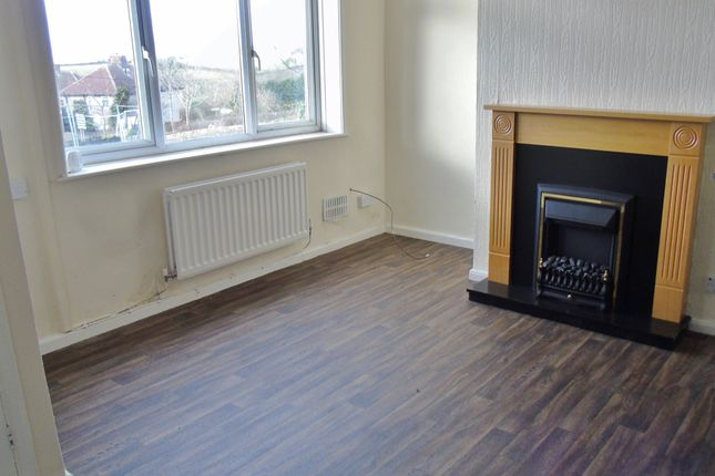 Lounge of Weardale Crescent, Tow Law, Bishop Auckland DL13