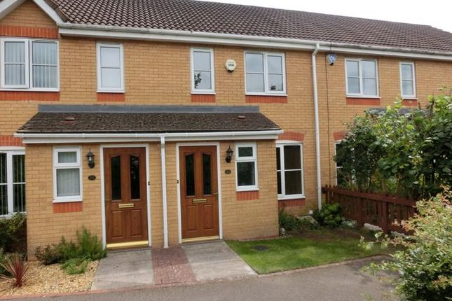 2 bed terraced house for sale in Stockley Crescent, Shirley, Solihull