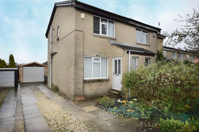 Thumbnail Semi-detached house to rent in Ascot Parade, Bradford