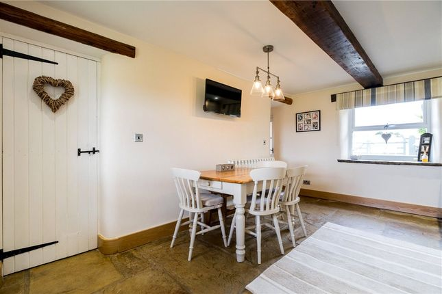Dining Area of Whiterow Cottages, Greenhow Hill, Harrogate, North Yorkshire HG3