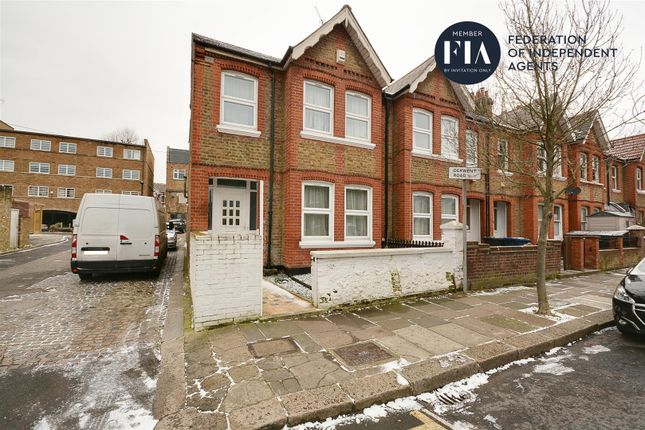 Thumbnail Property to rent in Derwent Road, London