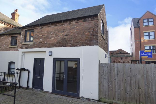 Thumbnail End terrace house for sale in High Street, Long Eaton, Nottingham