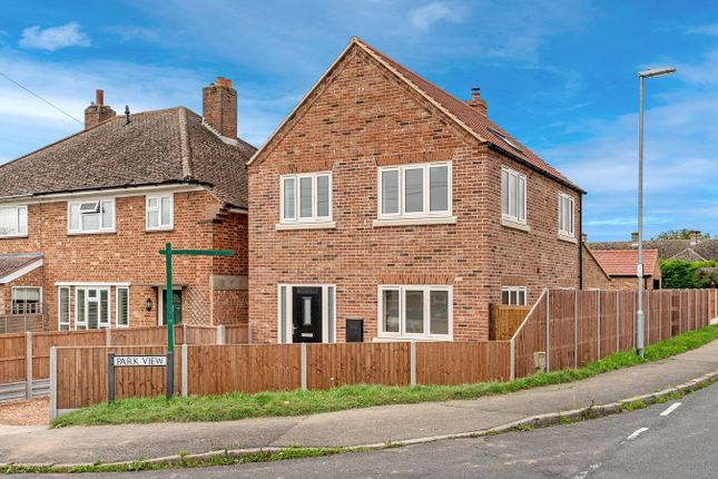 Thumbnail Detached house for sale in 65 Park View, Great Stukeley, Huntingdon