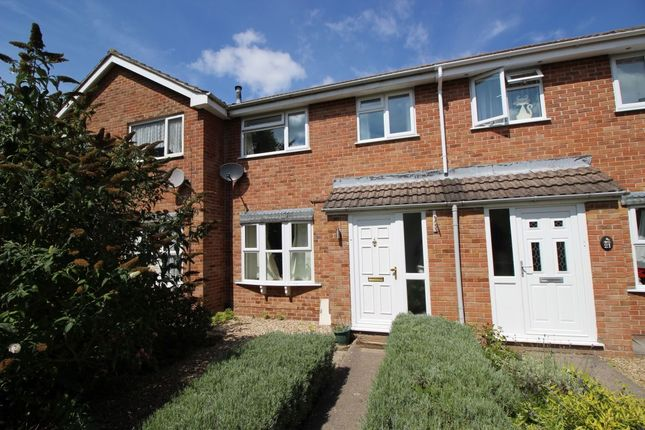 Thumbnail Terraced house to rent in Irving Close, Clevedon