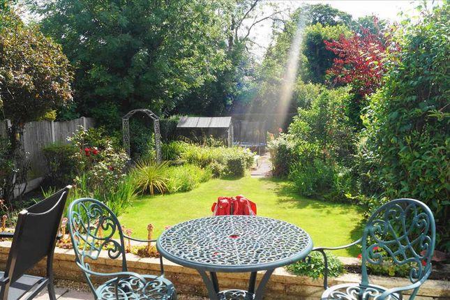 Garden of Arundel Crescent, Solihull B92