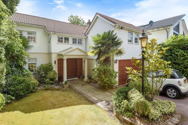 Thumbnail Detached house to rent in Adelaide Close, Stanmore