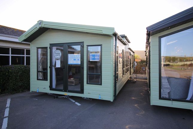 Thumbnail Property for sale in Ruda Holiday Park, Moor Lane, Croyde